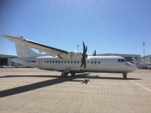 ATR 42 Aircraft - Human Factors